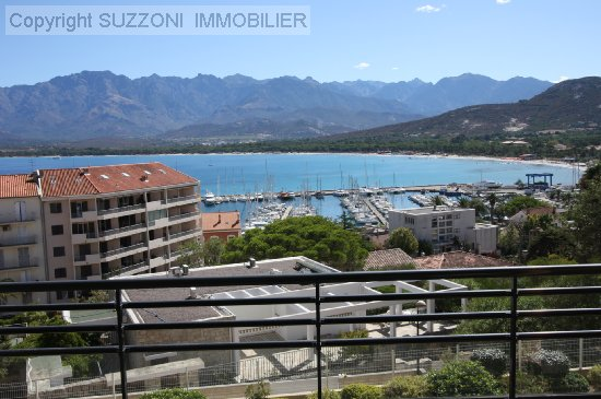 vente appartement CALVI 3 pieces, 73m