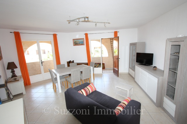 vente appartement CALVI 3 pieces, 71m